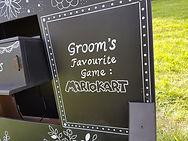 gaming for weddings