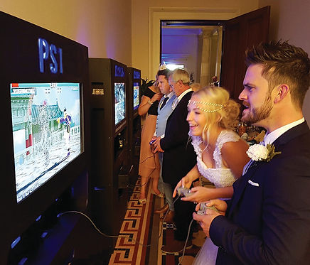 gaming4weddings