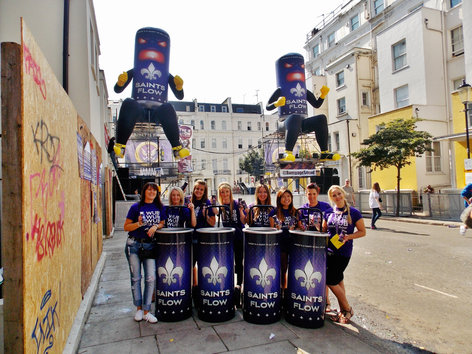 Saints Row Notting Hill Carnival