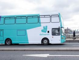 Deliveroo Bus