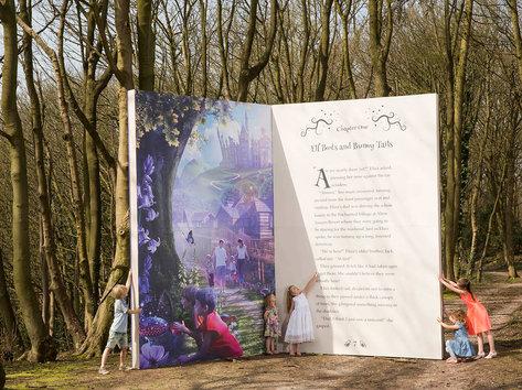 Alton Towers Enchantment Book