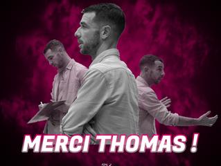 MERCI THOMAS!