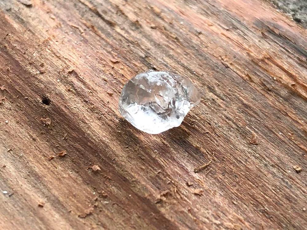Diamant brut / Rough diamond