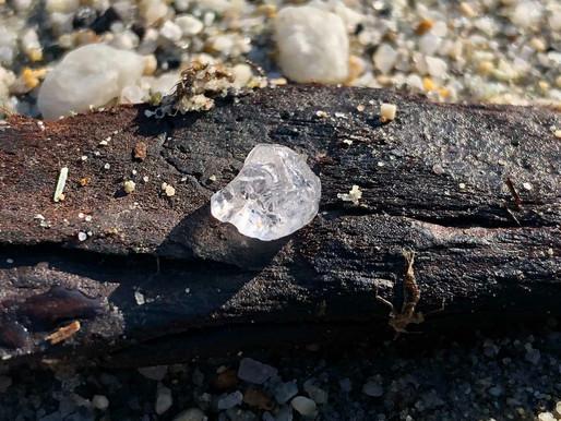 Cristal diamant 1.28 carat