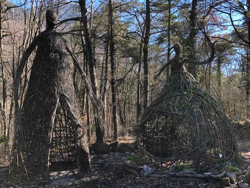 Etranges habitants des bois