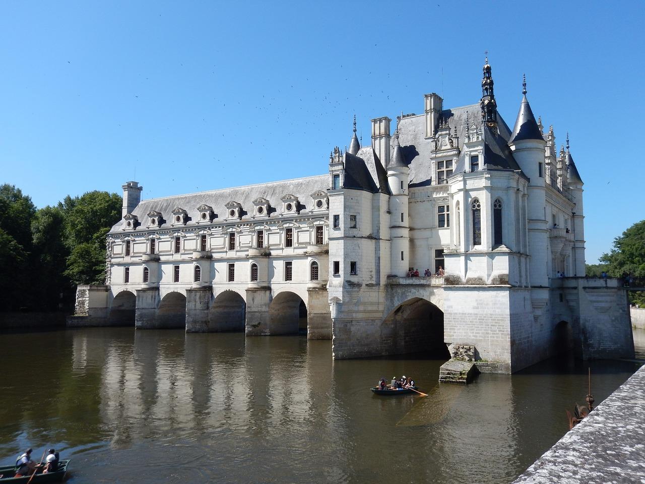 chateau-de-chenonceau-1122159_1280