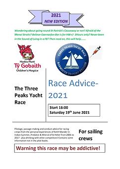 Three Peaks Yacht Race - advice 2021 Mai