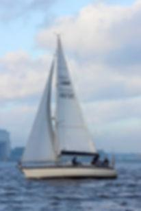 Team Grand Slam 2015 Thre Peaaks Yacht Race