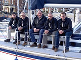Team Grand Slam - Three Peaks Yacht Race