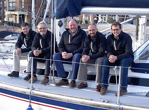 Team Grand Slam Three Peaks Yacht Race 201