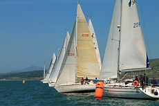 Three Peaks Yacht Race Photos 2017