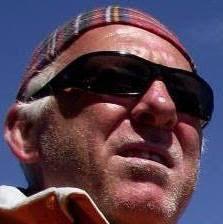 David Holbourn of team Peaky Blinders in the 2019 3 Peaks Yacht Race