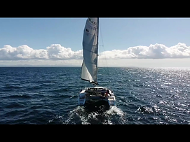 Ruby Dawn - Entry in the 2019 Three Peaks Yacht Race
