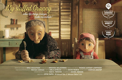 My Stuffed Granny Poster 01.jpg