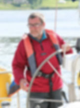Dave Bird - Three Peaks Yacht Race 2017