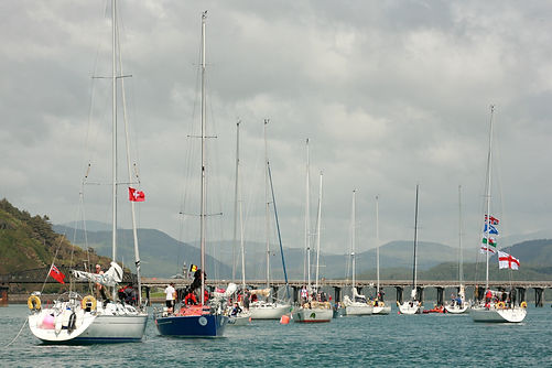 Three Peaks Yacht Race 2015 Teamlist