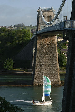 Telford Bridge - Three Peaks Yacht Race