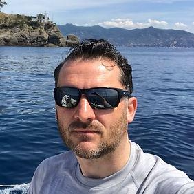 Malcolm Muir - Three Peaks Yacht Race 2018