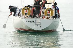 Team Baloo - Three Peaks Yacht Race 2017