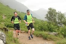 Stuart Walker & Jon Morgan on Ben Nevis