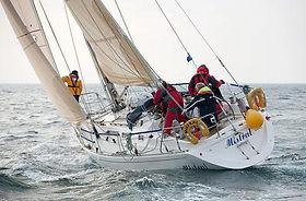 Mistral - Three Peaks Yacht Race 2017