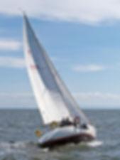 Aurora - Three Peaks Yacht Race 2017