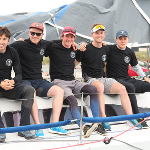 3PYR 2021 (10) Team Thats Not My Dog at the start.JPG