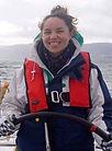 Lottie McCarthy - Three Peaks Yacht Race 2016