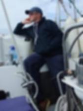Denis Howell - Three Peaks Yacht Race 2017