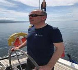 Stephen Fraser - 3 Peak Yacht Race 2018