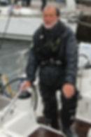Paul Jackson, Skipper of Wild Spirit