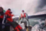 Team Arup and Over - Three Peaks Yacht Race 2016