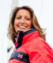 Dee Caffari - Three Peaks Yacht Race 2016