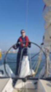 Team Ajax - 2018 Three Peaks Yacht Race