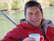 Peter Coxon - Three Peaks Yacht Race 2016