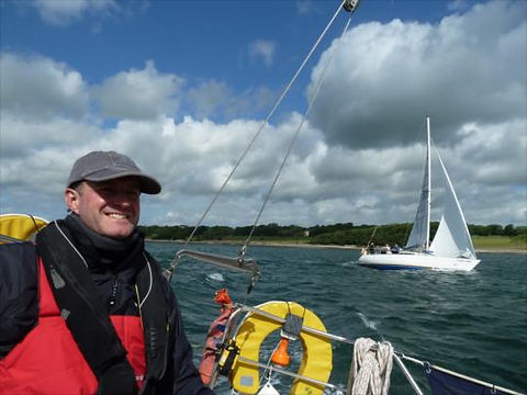 Rob Harnan - Three Peaks Yacht Race