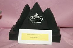 The Arfon Trophy - Three Peaks Yacht Race