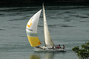 Wight Rose - 2014 Three Peaks Yacht Race Winner