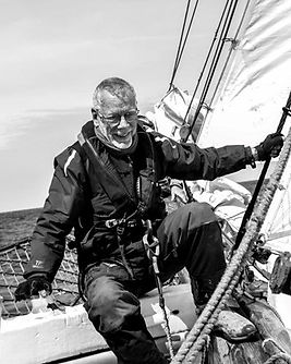 John Williams - Three Peaks Yacht Race 2017