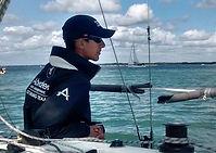 Nadir Wahab - Three Peaks Yacht Race 2016