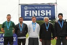 Race winners Team Joy