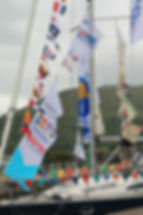 Sea Camels - Best Dressed boat at Three Peaks Yacht Race