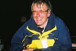 Geoff West - Three Peaks Yacht Race