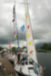 Three Peaks Yacht Race Best Dressed Boat Competition