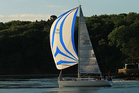 White Cloud - 3 Peaks Yacht Race