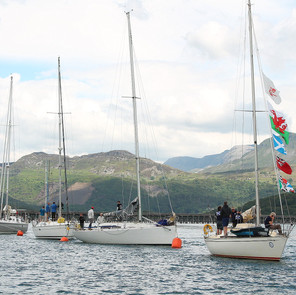 3PYR 2021 (11) Ready to start in Barmouth Harbour.JPG