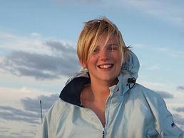 Elin Haf Davies - Three PeaksYacht Race 2016