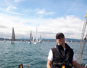 Steve Hayes - Three Peaks Yacht Race 2018
