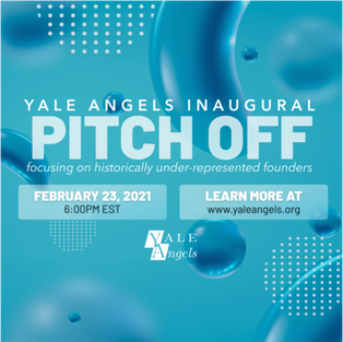 Yale Angels Inaugural Pitch Off
