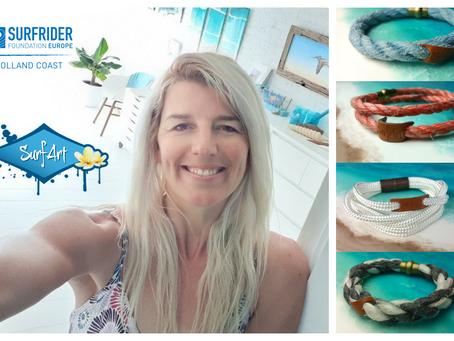Ocean Trash becomes badass bracelet